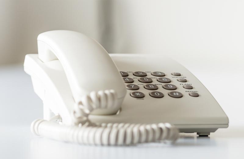 標準仕様 電話配管